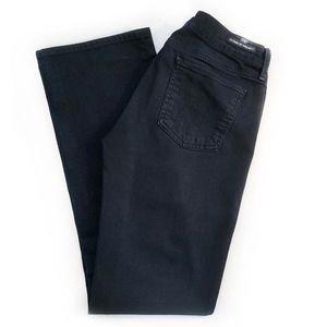 "COH   ""Kelly"" Low Rise Bootcut Black Jeans"